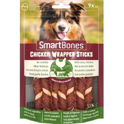 Smart Bones Chicken Wrap Sticks mini 9 szt.