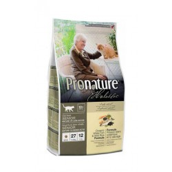 Pronature Holistic Cat Senior & Less Active 2,72kg
