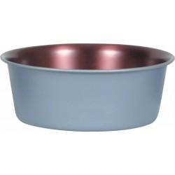 ZOLUX Miska antypoślizgowa inox COPPER 2,7 l kol. stalowy/miedziany