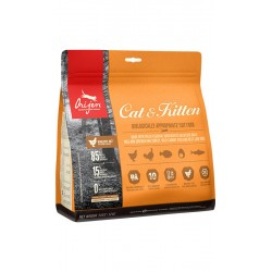 ORIJEN Cat&Kitten 5,4kg + Pronature Holistic Cat Nordiko 340g GRATIS!