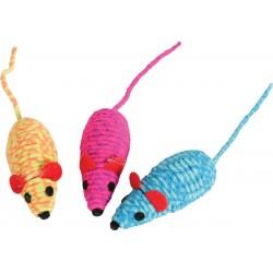 ZOLUX Zabawka dla kota mysz elastyczna