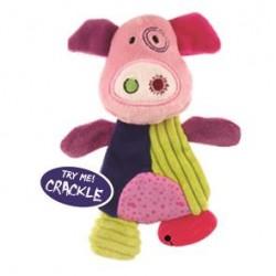 CROCI Zabawka pluszowa świnka 14cm