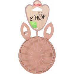 ZOLUX Paśnik na siano EHOP, królik, kolor różowy