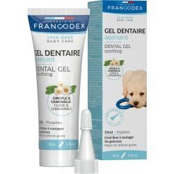 FRANCODEX Łagodzący żel dentystyczny dla szczeniąt 50 g