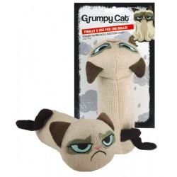 GRUMPY CAT Zabawka dla kota rolka