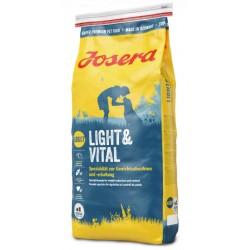 JOSERA Light & Vital pies 15kg