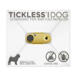TICKLESS Ultradźw. odstraszacz kleszczy mini pies złoty