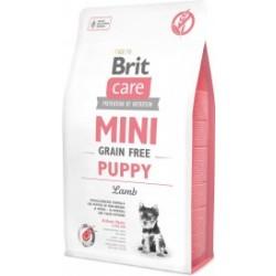 BRIT CARE dog mini grain-free puppy lamb 2kg
