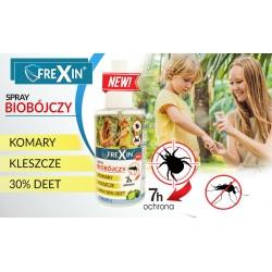 FREXIN Spray na komary i kleszcze 30% DEET