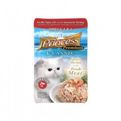 Princess Premium Saszetka Omega 3&6 piękna skóra i sierść 70g
