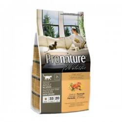 Pronature Holistic Cat Duck a l'Orange 2,72kg