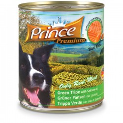 Prince Premium Wołowina, zielone żołądki z Olejem Łososia 800g