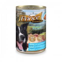 Prince Premium Owca Słodkie ziemniaki Brokuły Marchewki 400g