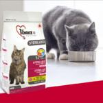 1st Choice karma dla kotów sterylizowanych
