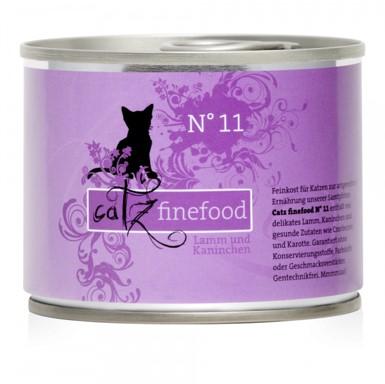 karma mokra dla kota Catz Finefood