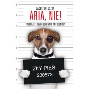Książka ARIA, NIE! Skuteczne rozwiązywanie problemów