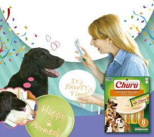 Inaba Churu Dog przysmaki dla psów