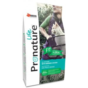 Pronature Life Cat Fit Green
